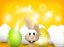 Pâques Bunny Figure Images stock