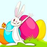 Pâques Buuny Photos stock