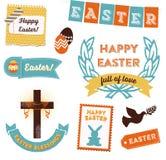 Pâques Clipart illustration de vecteur