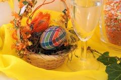 Pâques-décoration Images stock