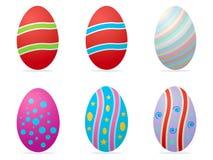 Pâques eggs2 illustration libre de droits