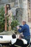 Pâques en Espagne Photographie stock
