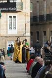 Pâques en Espagne Photographie stock libre de droits