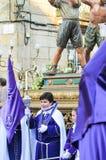 Pâques en Galicie images stock