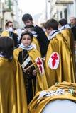 Pâques en Galicie Espagne Photographie stock