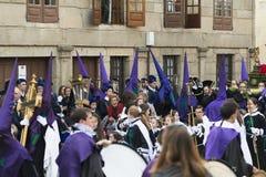 Pâques en Galicie Espagne Image libre de droits