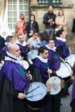Pâques en Galicie Espagne Photo libre de droits