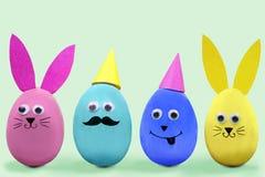 Pâques et le ressort heureux est prochain concept Photos libres de droits