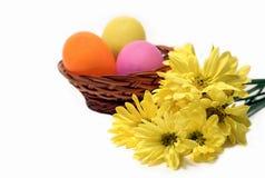 Pâques et source Image libre de droits