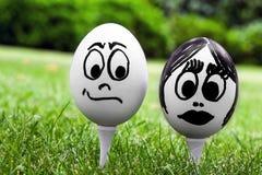 Pâques et source Photographie stock libre de droits