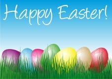 Pâques heureuse Photos libres de droits