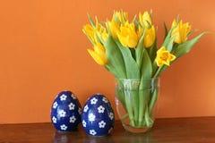 Pâques heureuse Image stock