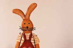Pâques-lapin Image stock