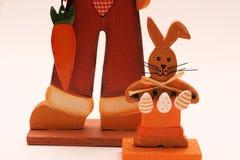 Pâques-lapin Photographie stock libre de droits