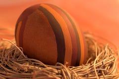 Pâques-oeuf Photos stock