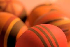 Pâques-oeufs Images libres de droits