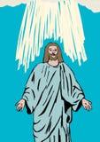 Pâques religieuse Photographie stock libre de droits