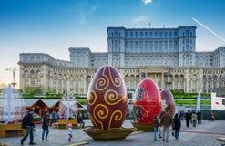 Pâques Roumanie Photo stock