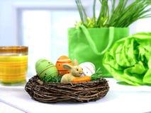 Pâques saine ! Photo libre de droits
