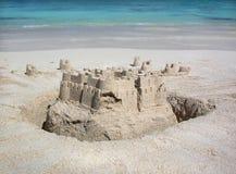 Pâté de sable Photos libres de droits