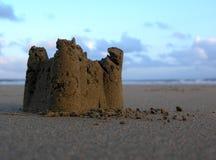 Pâté de sable Images stock