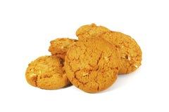pâte de biscuits fraîche Image libre de droits