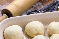 Pâte de pain 1 Images stock