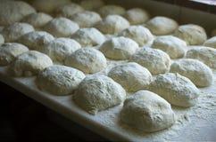 Pâte de pain image libre de droits