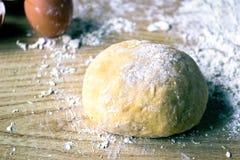 Pâte de Tagliatelle Image stock