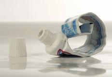 Pâte dentifrice Photographie stock libre de droits