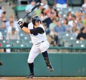 Pâte lisse de base-ball Images libres de droits