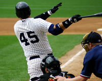 Pâte lisse de Yankees de Scranton Wilkes-Barre Photo libre de droits