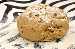 Pâte pour le pain photos stock