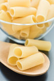 Pâtes crues Image stock