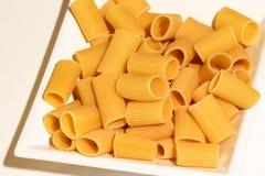 Pâtes de macaronis Photographie stock