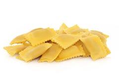 Pâtes de ravioli Photo stock