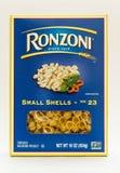 Pâtes de Ronzoni Image stock