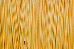 Pâtes de spaghetti Images stock