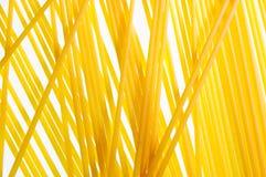 Pâtes de spaghetti, d'isolement sur le blanc photos stock