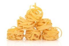 Pâtes de Tagliatelle images stock