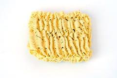Pâtes de vermicellis Image stock