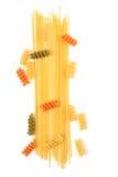 Pâtes et spaghetti Photos stock
