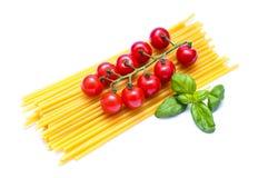Pâtes italiennes Photo stock