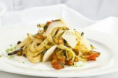 Pâtes italiennes Images stock