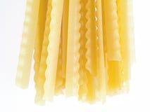 Pâtes. Nourriture italienne. Image stock