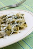 Pâtes Pesto photos stock