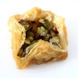 Pâtisserie arabe d'emboîtement d'oiseaux Photos stock