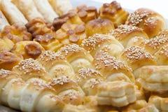 Pâtisserie assortie Photo libre de droits