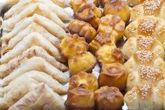 Pâtisserie assortie Image stock