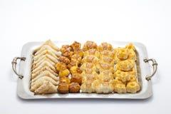 Pâtisserie assortie Images stock